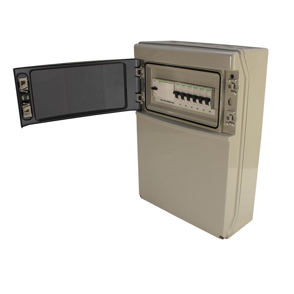 Coffret électrique pour mobil-home